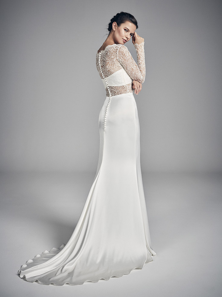 Divine - Flores Collections 2020 | wedding dresses uk | Suzanne Neville