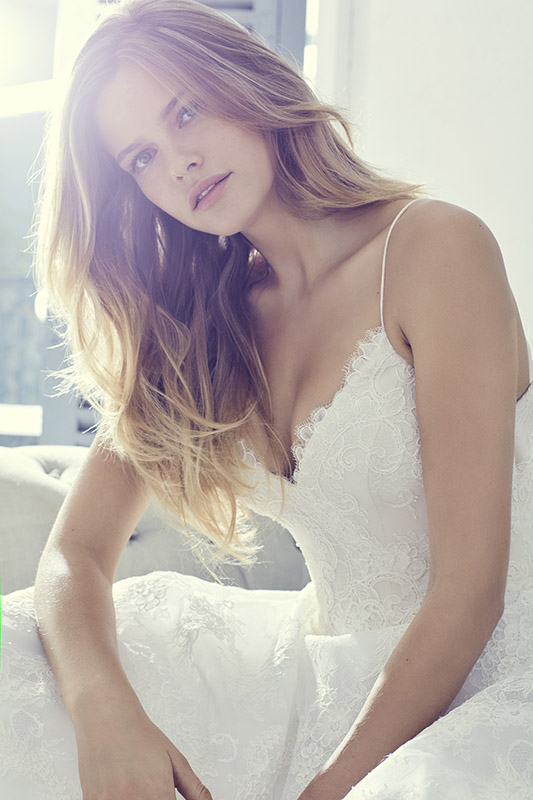 Harlow - Collections 2019 | wedding dresses uk | Suzanne Neville
