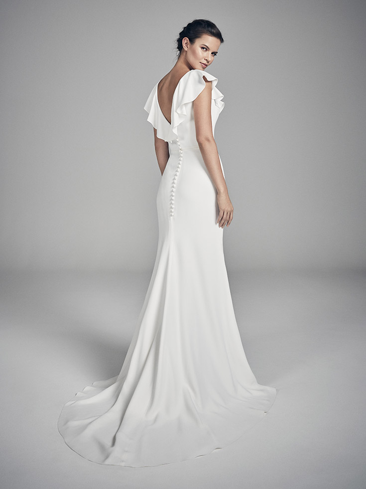 Kimana - Flores Collections 2020 | wedding dresses uk | Suzanne Neville