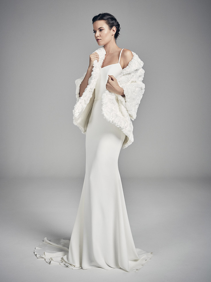 Love Jacket - Flores Collections 2020 | wedding dresses uk | Suzanne Neville