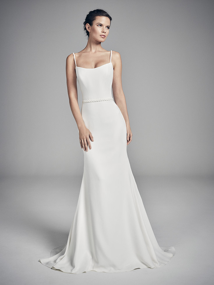 Love - Flores Collections 2020 | wedding dresses uk | Suzanne Neville
