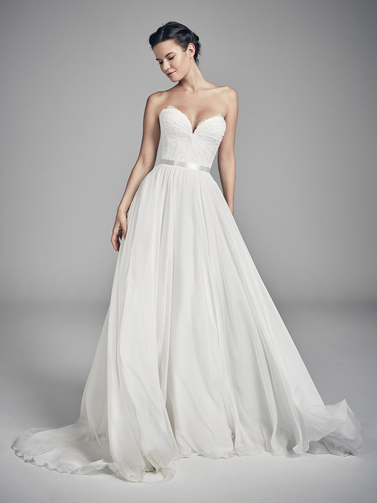 Misty - Flores Collections 2020 | wedding dresses uk | Suzanne Neville