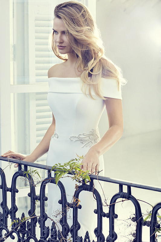 Orianna - Collections 2019 | wedding dresses uk | Suzanne Neville