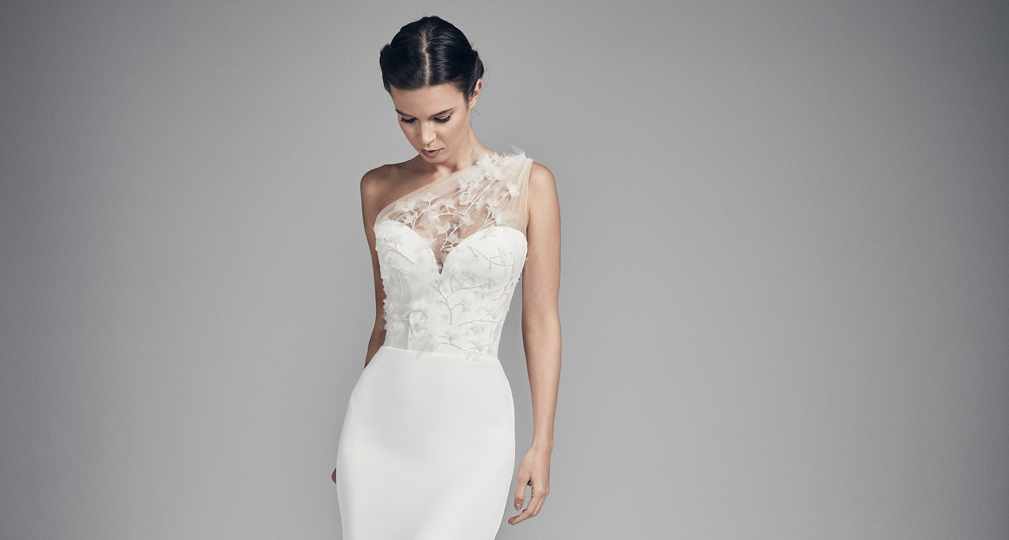 Wedding Dresses Couture Bridal Gowns by designer Suzanne