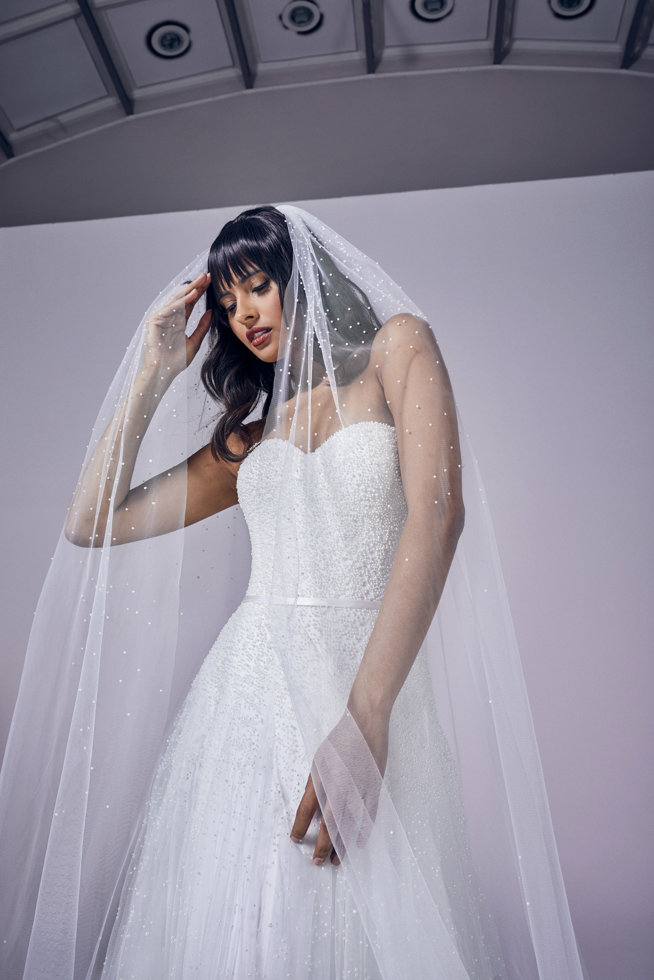 Precious | Modern Love Collection 2021 | wedding dresses by Suzanne Neville