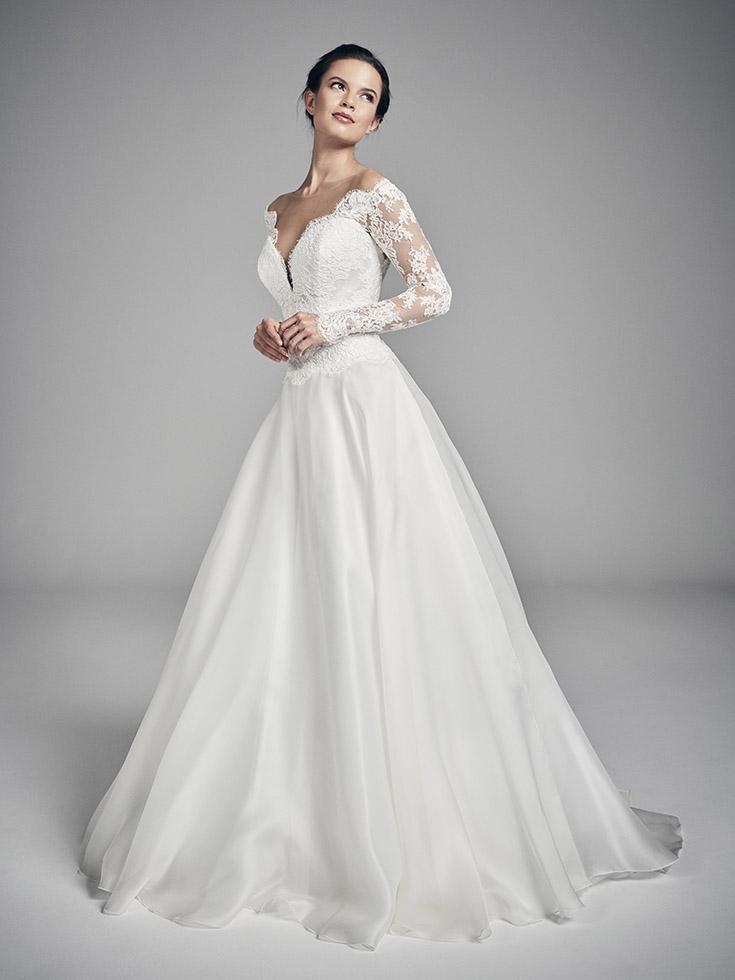 Savannah - Flores Collections 2020 | wedding dresses uk | Suzanne Neville