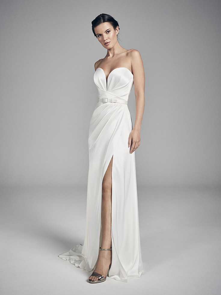 Soleil - Flores Collections 2020 | wedding dresses uk | Suzanne Neville