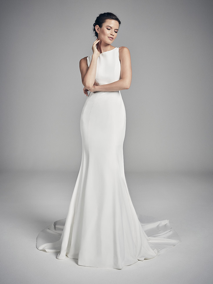 Talia - Flores Collections 2020 | wedding dresses uk | Suzanne Neville