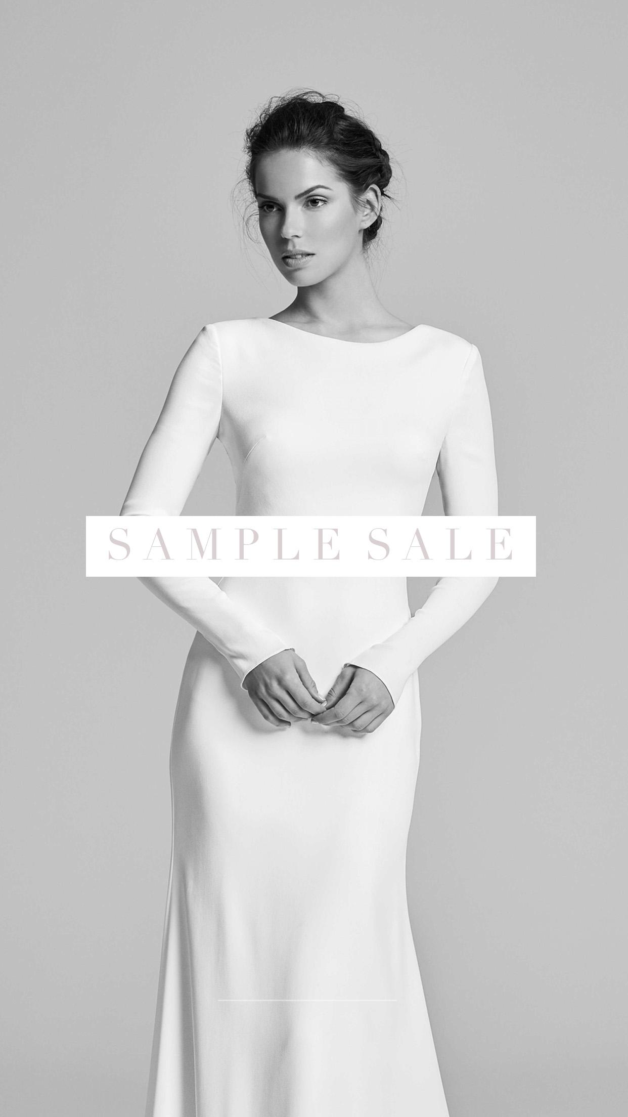 Wedding Dress Sample Sale - Altrincham, Cheshire, Manchester - Suzanne Neville