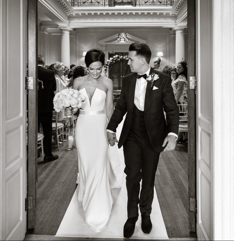 Real Brides: Marlene Maree - by bridal designer Suzanne Neville