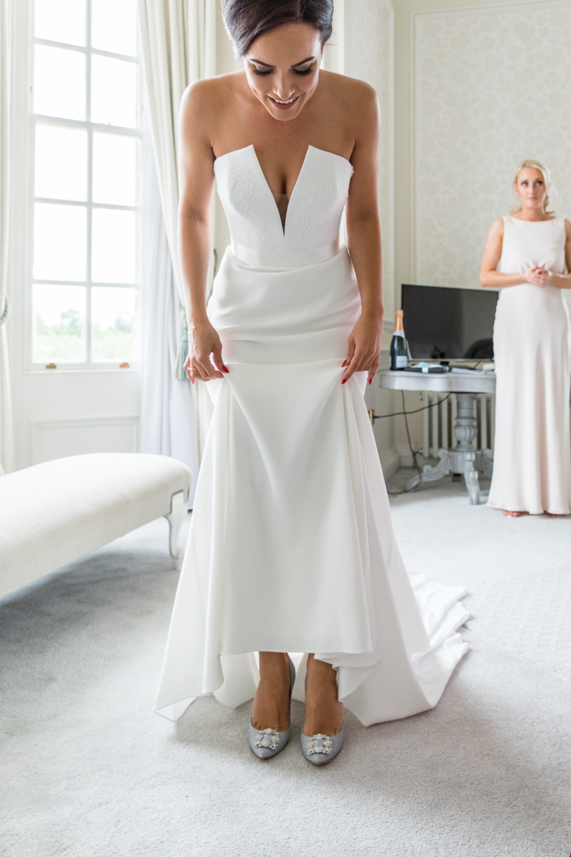 Real Brides: Marlene Maree - by bridal designer Suzanne Neville