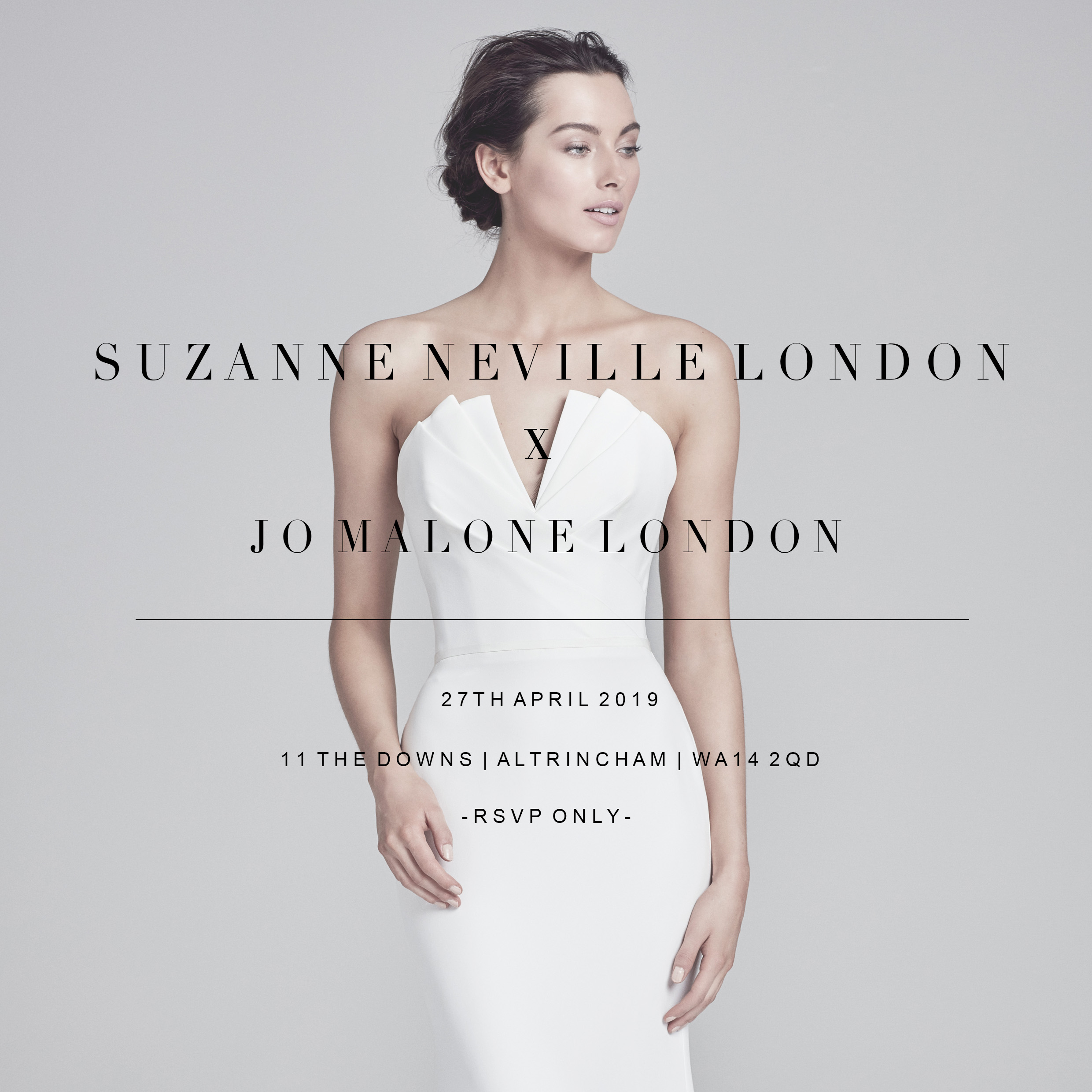 Suzanne Neville Altrincham exclusive event with Jo Malone London.