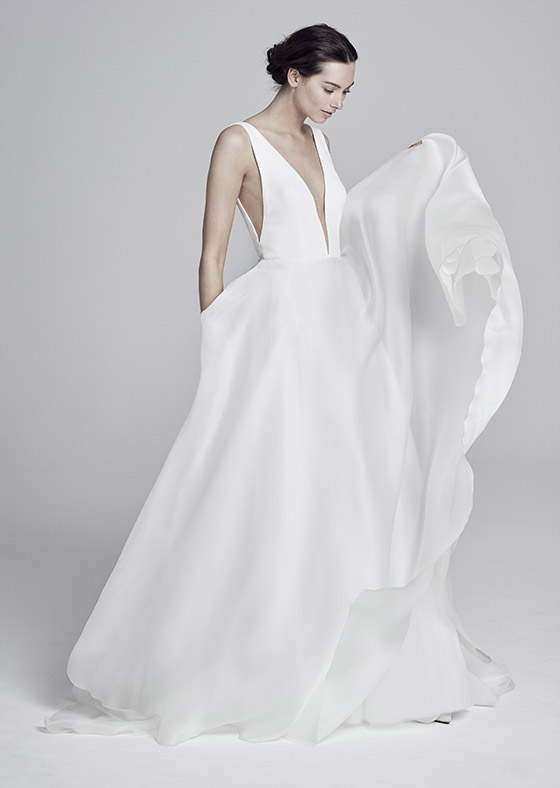 Wedding Dresses Couture Bridal Gowns By Designer Suzanne Neville Uk