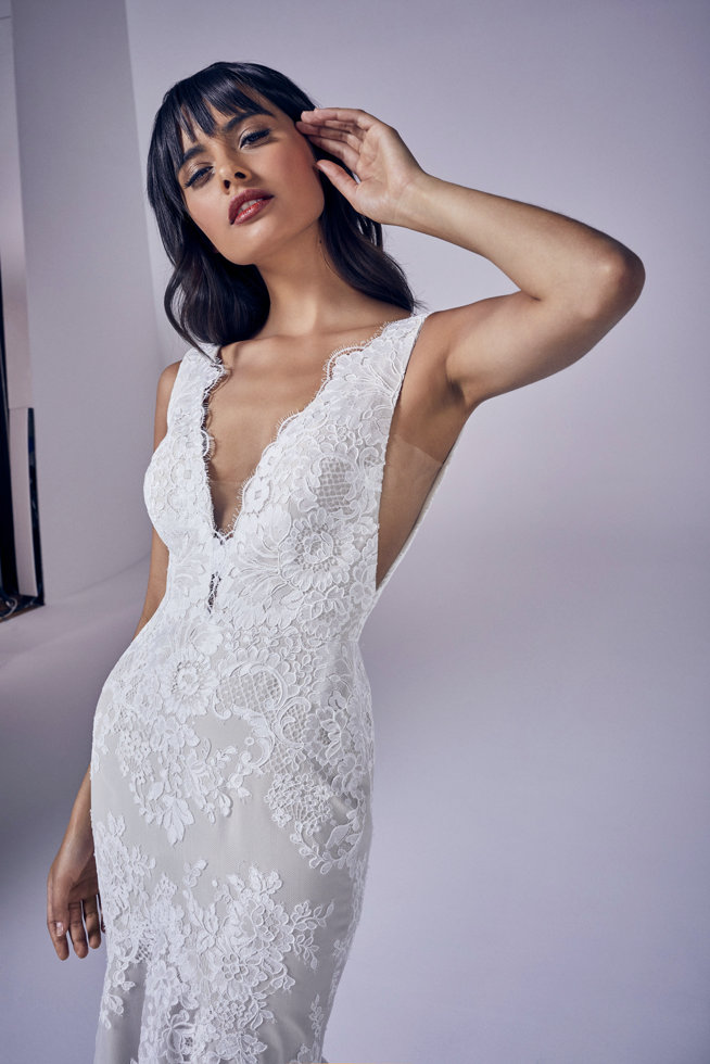 Kassia | Modern Love Collection 2021 | wedding dresses by Suzanne Neville